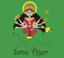 SAVE TIGER by Saksham Amrendra