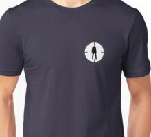 Zombie in Sights Unisex T-Shirt