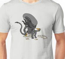 Alien? Pizza? Unisex T-Shirt