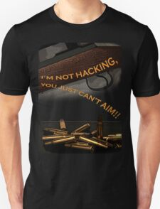 Deceptively, Inaccurately and Fatally Undeadly  Unisex T-Shirt