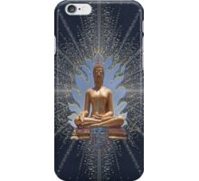 Buddha Statue - Enhanced  iPhone Case/Skin