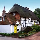 Thatched Cottage, East Meon by hootonles