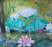 Pond Life. by Joe Trodden