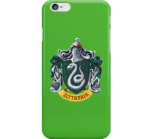 slytherin iPhone Case/Skin