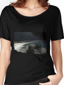 Sunshine on the water Women's Relaxed Fit T-Shirt