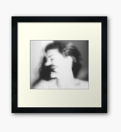 A Stubborn Curse of Nautomania - The Unofficial Diagnosis Framed Print