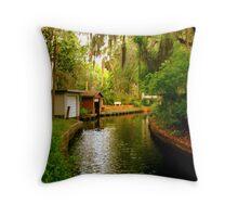 lake maitland Throw Pillow