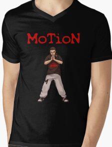 MoTioN's Garments Mens V-Neck T-Shirt