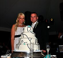The Couple and the Cake by Robert Williams