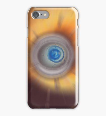 Eye In The Sky SUNSET © Vicki Ferrari iPhone Case/Skin