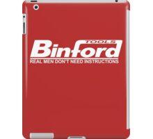 Binford Tools Home Improvement iPad Case/Skin