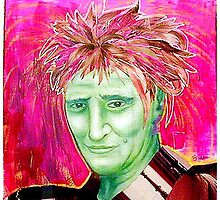 Rod Stewart by symea