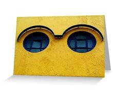 Watching You ... Greeting Card
