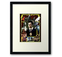 The Land Of Stories Framed Print