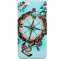 Nature's compass  iPhone Case/Skin