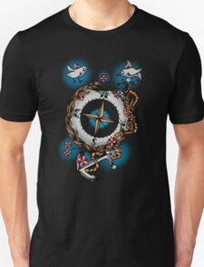 Nature's compass  Unisex T-Shirt