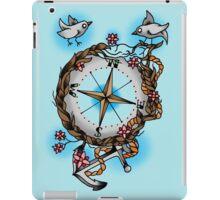 Nature's compass  iPad Case/Skin
