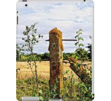 I'm still standing strong. iPad Case/Skin