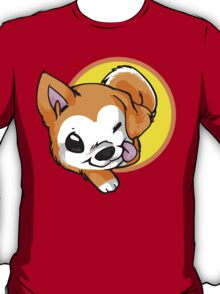 Pazzo out from hole The Castle Crasher Pet T-Shirt