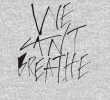 We Can't Breathe by sadiesavesit