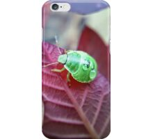 Little Green Bug iPhone Case/Skin