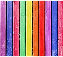 Colours Photographic Print