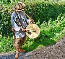 A Wandering Minstrel by lynn carter
