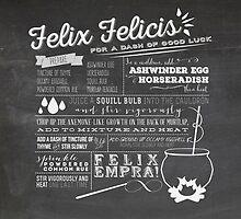 Felix Felicis by Lumos ϟ Nox