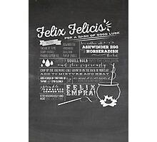 Felix Felicis Photographic Print