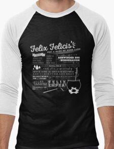 Felix Felicis Men's Baseball ¾ T-Shirt
