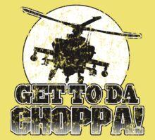 Get to da Choppa Kids Tee
