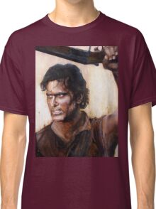 Bruce Campbell V.S Army of Darkness Classic T-Shirt