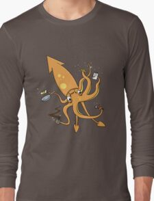 The Great Multitasker Long Sleeve T-Shirt
