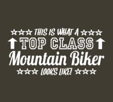 This Is What A Top Class Mountain Biker Looks Like by Chimpocalypse