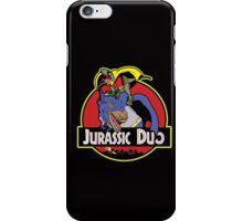 Jurassic Duo iPhone Case/Skin