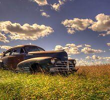 Aerosedan by Nate Welk