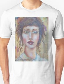 She knew who she was T-Shirt