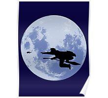 Harry Potter E.T. Poster