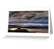 Guiding Light Greeting Card