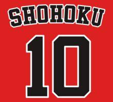 SHOHOKU Slam Dunk  by hypetees