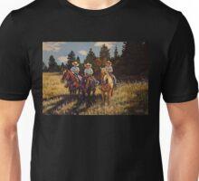 Aramis, Pathos and Athos~ The Grandsons Unisex T-Shirt