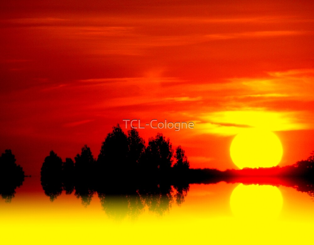 Golden Sunball by TCL-Cologne