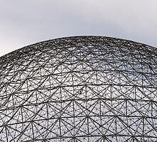 The Geodesic Dome by montserrat