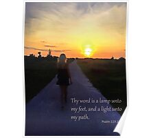 The Right Path Poster