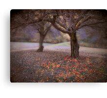 fallen fruit Canvas Print