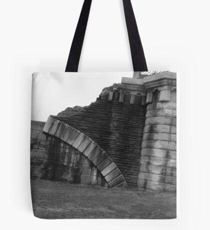 Historic Adventures Tote Bag