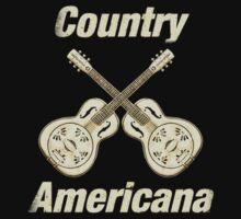 Country Americana Kids Tee