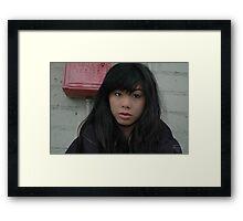 """ Smokin..... "" Framed Print"