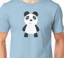 Merry Christmas Panda Unisex T-Shirt