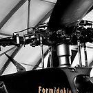blackhawk : formidable by SGTBlarp
